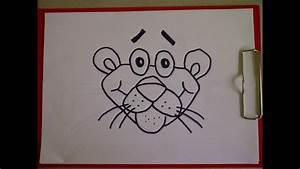 Bilder Zeichnen Für Anfänger : der portr t von rosarote panther pink panther paulchen zeichnen f r anf nger und kinder youtube ~ Frokenaadalensverden.com Haus und Dekorationen