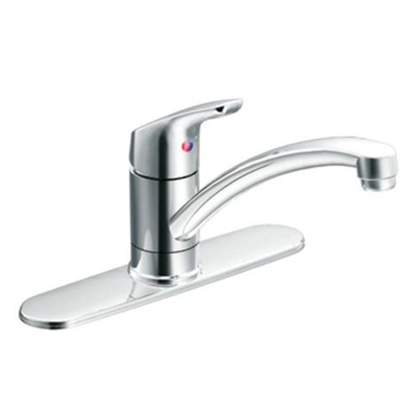 cheap moen kitchen faucets cheap moen cfg 42511 single handle kitchen faucet