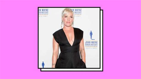 Pink Slams Criticism About Her Weight Gain Flawlessly (and