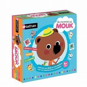 Jeux Enfant 4 Ans : jeu de soci t mouk nathan pour enfant de 4 ans 8 ans ~ Dode.kayakingforconservation.com Idées de Décoration