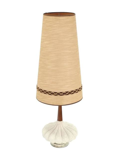 cone shaped table l shades danish modern cone shape shade table l for sale at 1stdibs