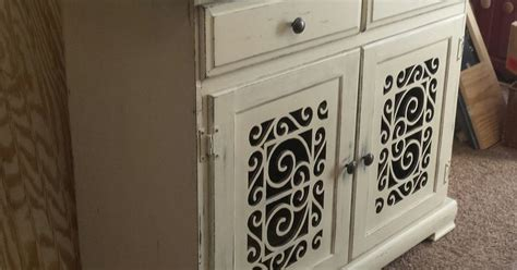 diy kitchen cabinet door makeover before and after cabinet makeover with scrollwork doors