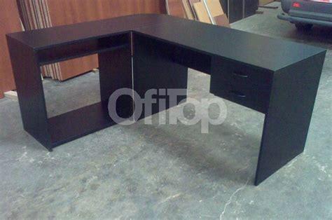 escritorios en ele  oficina escritorios en forma de