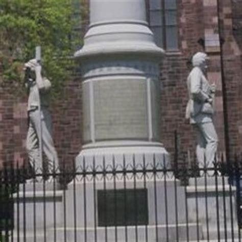 broadway civil war monument conserve