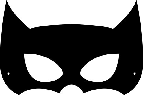 library  cat woman mask picture black  white png