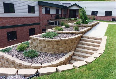 retaining wall design retaining wall design completing nature exterior nuance traba homes
