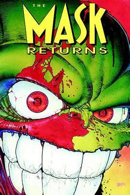 mask returns  john arcudi reviews discussion bookclubs lists