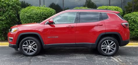 test drive  jeep compass latitude  daily drive