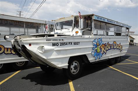 Duck Boats by Duck Boats Linked To More Than 40 Deaths Since 1999 Wtop