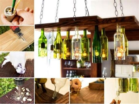 Wine Bottle Chandelier Pictures, Photos, And Images For