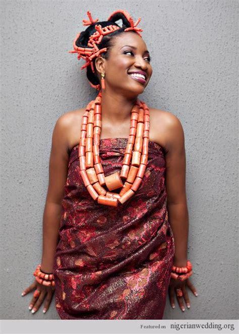 edo benin africa  coral  status   women