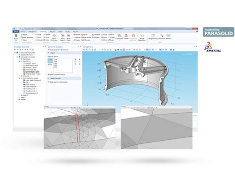 tool  importing cad files  comsol multiphysics