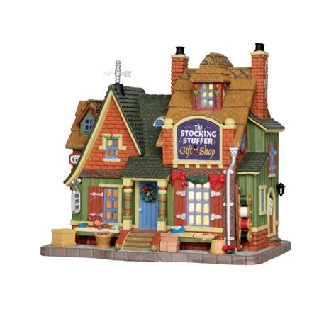 lemax christmas and halloween villages