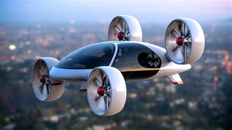 Flying Cars Ready To Take To Moscow S Skies