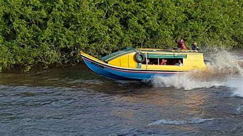 Speed Boat Max Speed by Passengers Speed Boat Service On The Essequibo River