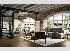 Prix de l'aménagement d'un loft industriel