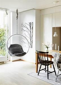 Fauteuil Suspendu Plafond : les 25 meilleures id es de la cat gorie fauteuil suspendu sur pinterest fauteuil cocon chaise ~ Teatrodelosmanantiales.com Idées de Décoration