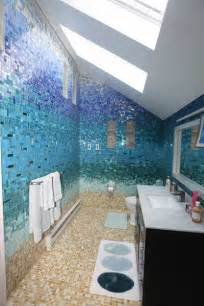 bathroom with mosaic tiles ideas creative juice quot what were they thinking thursday quot shower tile borders