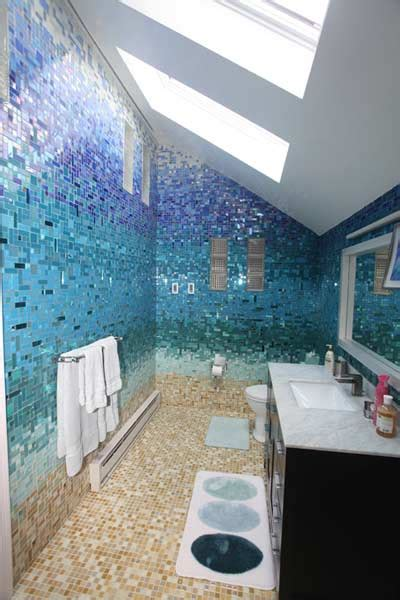 Glass Tile For Bathrooms Ideas by Creative Juice Quot What Were They Thinking Thursday