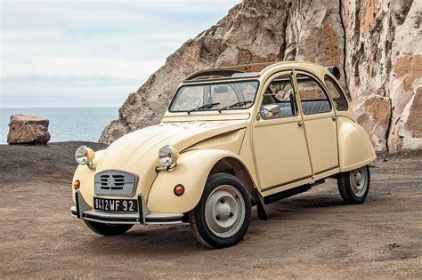 1948-1990 Citroën 2cv Collectible Classic