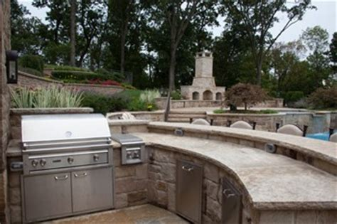 outdoor kitchen countertops the best guide