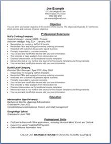 Where To Post Resume For Free by Free Resume Sles Sle Resumes