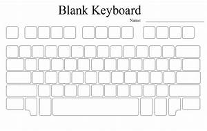 What to do when computers are down ask a tech teacher for Blank keyboard template printable