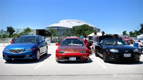 Auto Enthusiast Day Arrives In Texas [gallery]
