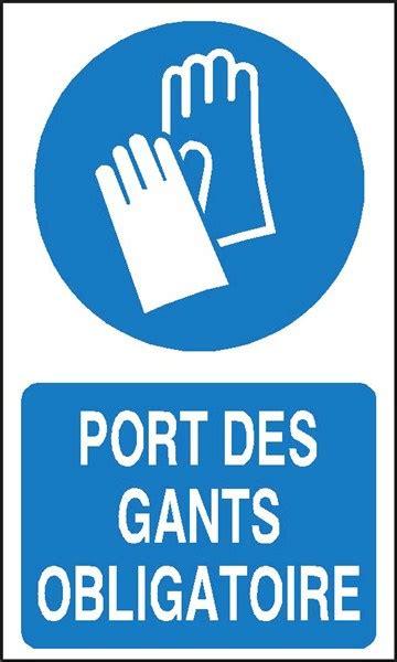 pvc pour cuisine port des gants obligatoire stf 2306s direct signalétique