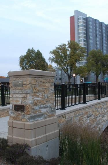stormwater project revitalizes campustown park