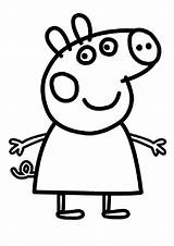 Peppa Pig Fun Coloring Pages Colouring Outline Pepa Sheets Printable Peppapig Sheet Template Printables sketch template