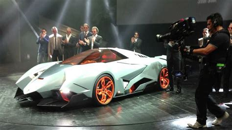 Reveal Of One Seater Supercar
