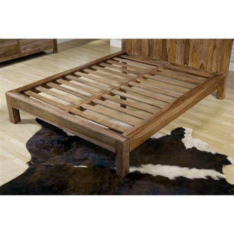 Modus Platform Bed by Modus Furniture Atria Platform Bed In Sheesham 2 Piece