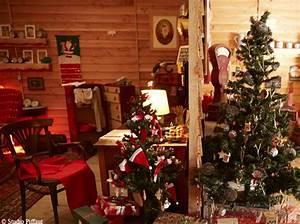 Pere Noel Decoration : d couvrez la maison du p re no l elle d coration ~ Melissatoandfro.com Idées de Décoration
