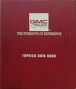 1994 Topkick  Kodiak  B7  P6 Truck Repair Shop Manual