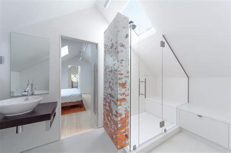 bathroom tile ideas 2014 7 bagni con doccia nel sottotetto mansarda it 16772