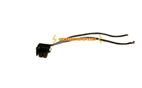 volvo s80 original hid xenon lights ballast bulb connector