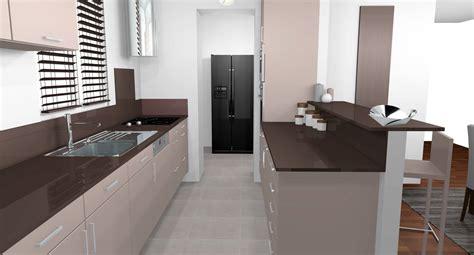 plans cuisine ouverte plans de cuisines ouvertes cuisine 2 photos de