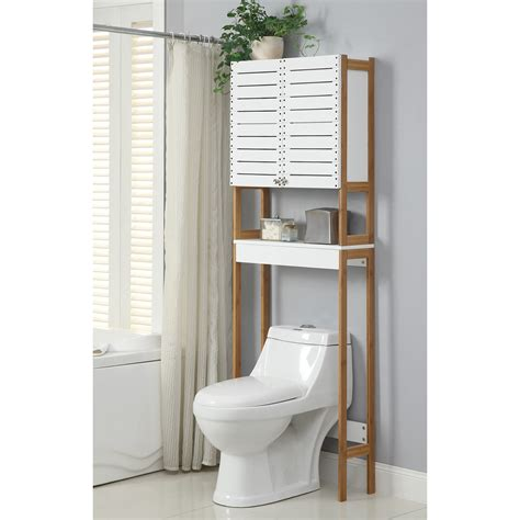 above toilet cabinet storage bathroom saving space furniture design by using over the