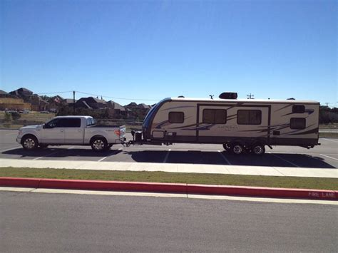 travel trailer towing  ecoboost page