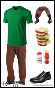 Group Costume Ideas: DIY Scooby Doo Costumes | Kids ...