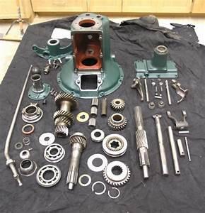 Farmall M Trans Parts Diagram