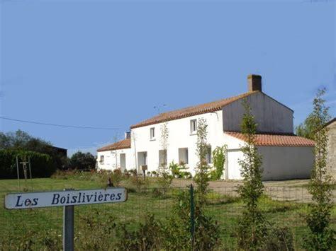 particulier vendee vente maison et hectares accueil pr 233 sentation de la maison