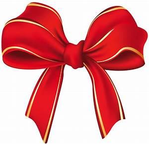 Christmas Bow Clip Art - Cliparts.co
