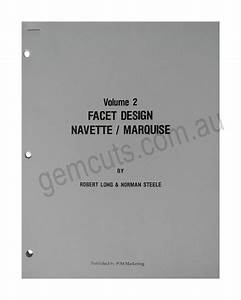 Facet Design Volume 2 - Navette  Marquise  M Marketing