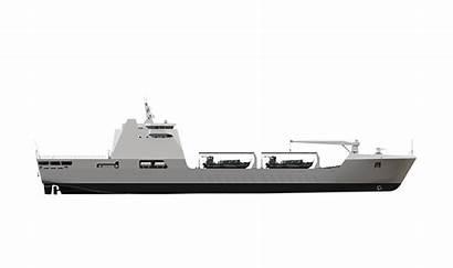 120 Ship Barco Navio Damen Landing Naval