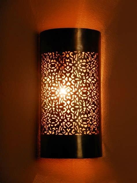 medina touch moroccan interior moroccan ls wall