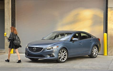 2014 mazda 6 gas mileage 2014 mazda 6 advanced package how much better mpg with i