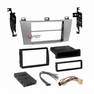 Car Radio Stereo Din 2din Dash Kit Jbl Wire Harness For