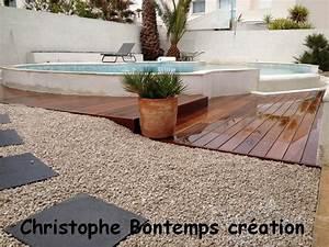 Jardinier Paysagiste Aubagne : terrasse sur remblais gravier fribois 28 images ~ Premium-room.com Idées de Décoration